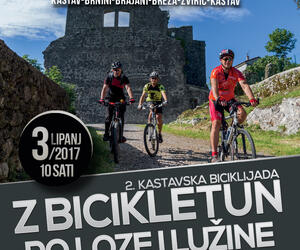 2nd KASTAV BIKE TOUR IN LOZA AND LUŽINA FORESTS